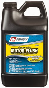 PENRAY-#7501 CONCENTRATED MOTOR FLUSH (4/1GAL)