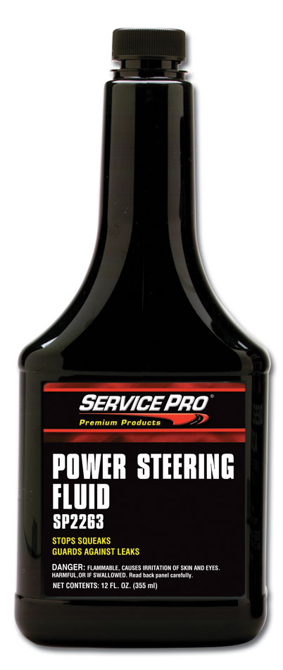 SERVICE PRO POWER STEER FLD 12X12OZ
