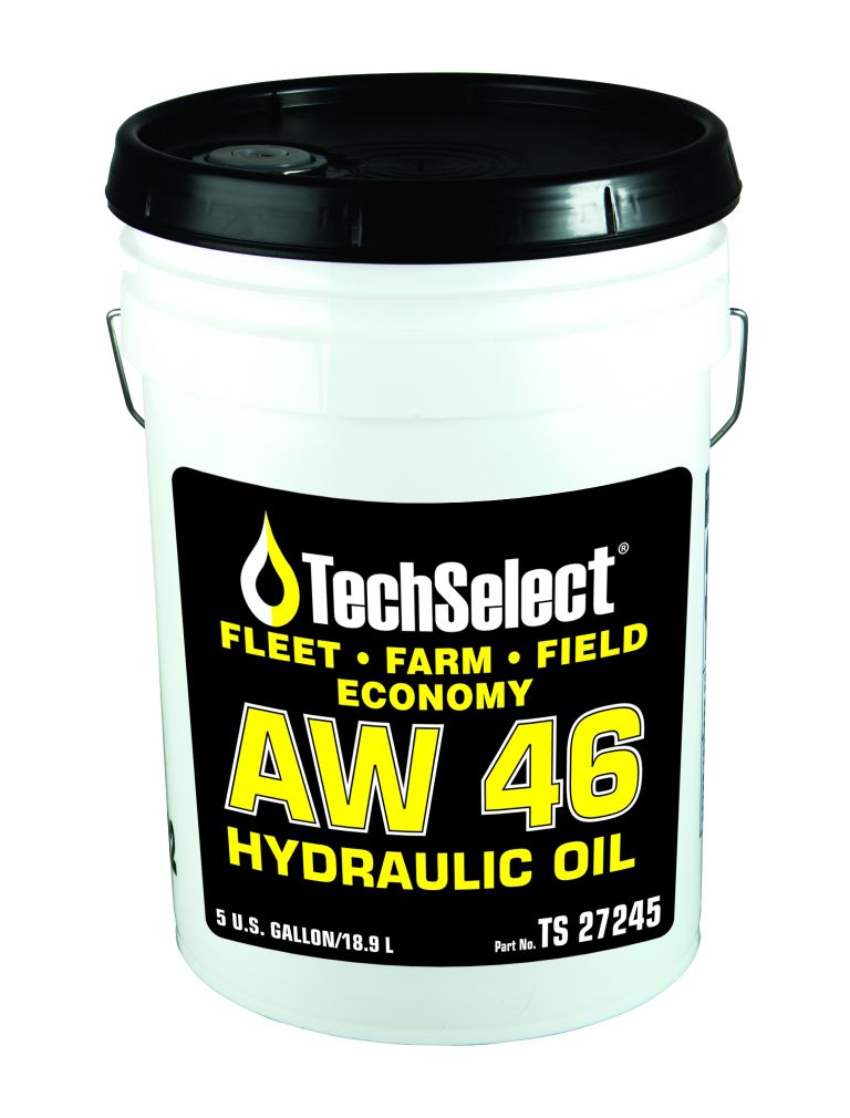 HYD OIL-TECHSELECT AW46 ECONOMY (5GAL)