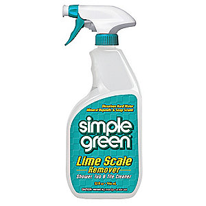 SIMPLE GREEN-LIME SCALE REMOVER (12X32OZ)