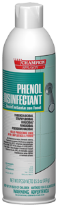 AEROSOL-5160 DISINFECTANT CHAMPION 12/15.5oz
