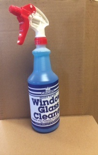 GLASS CLEANER -READY-TO-USE (12X1QT)