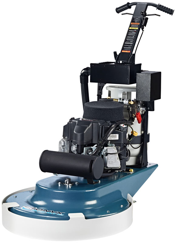 "ONYX PROPANE BURNISHER-21"" BLUE SKY VACUUMING WITH"