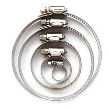 MUFFLER AND HOSES CLAMPS