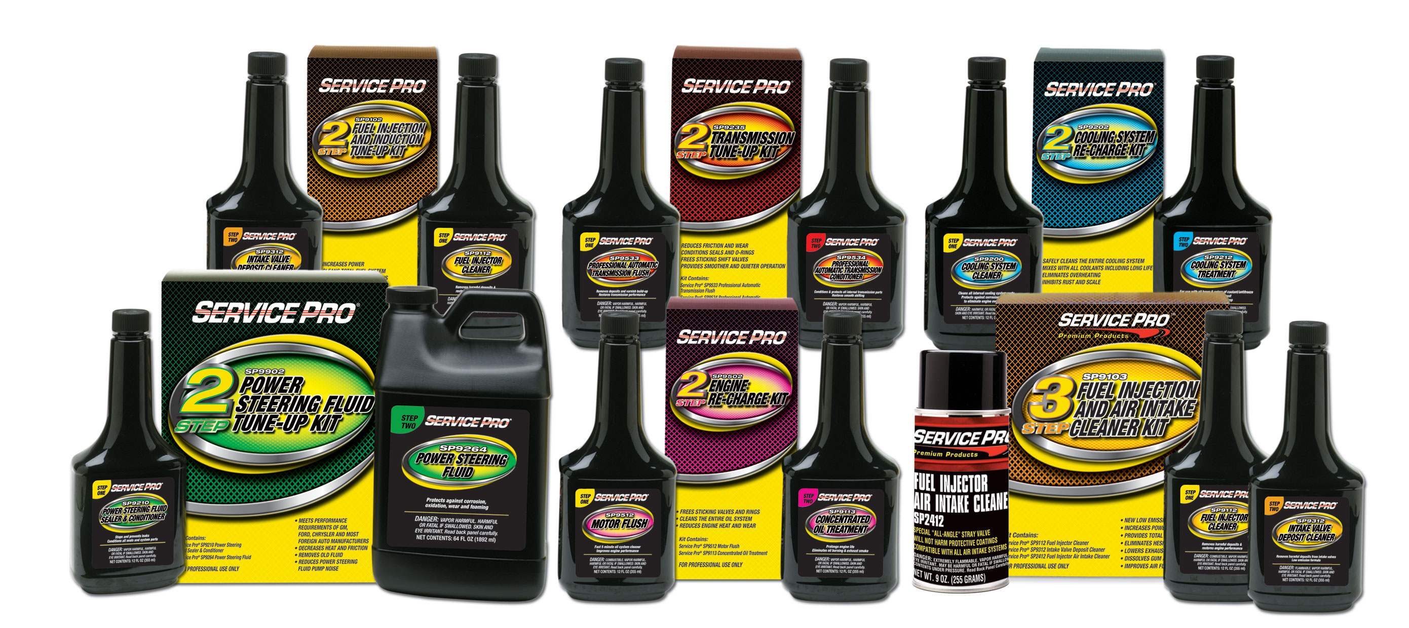 PROFESSIONAL CAR CARE SYSTEMS